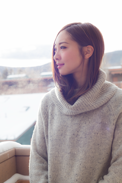 2015Jan19 Yuka Fujimori portrait