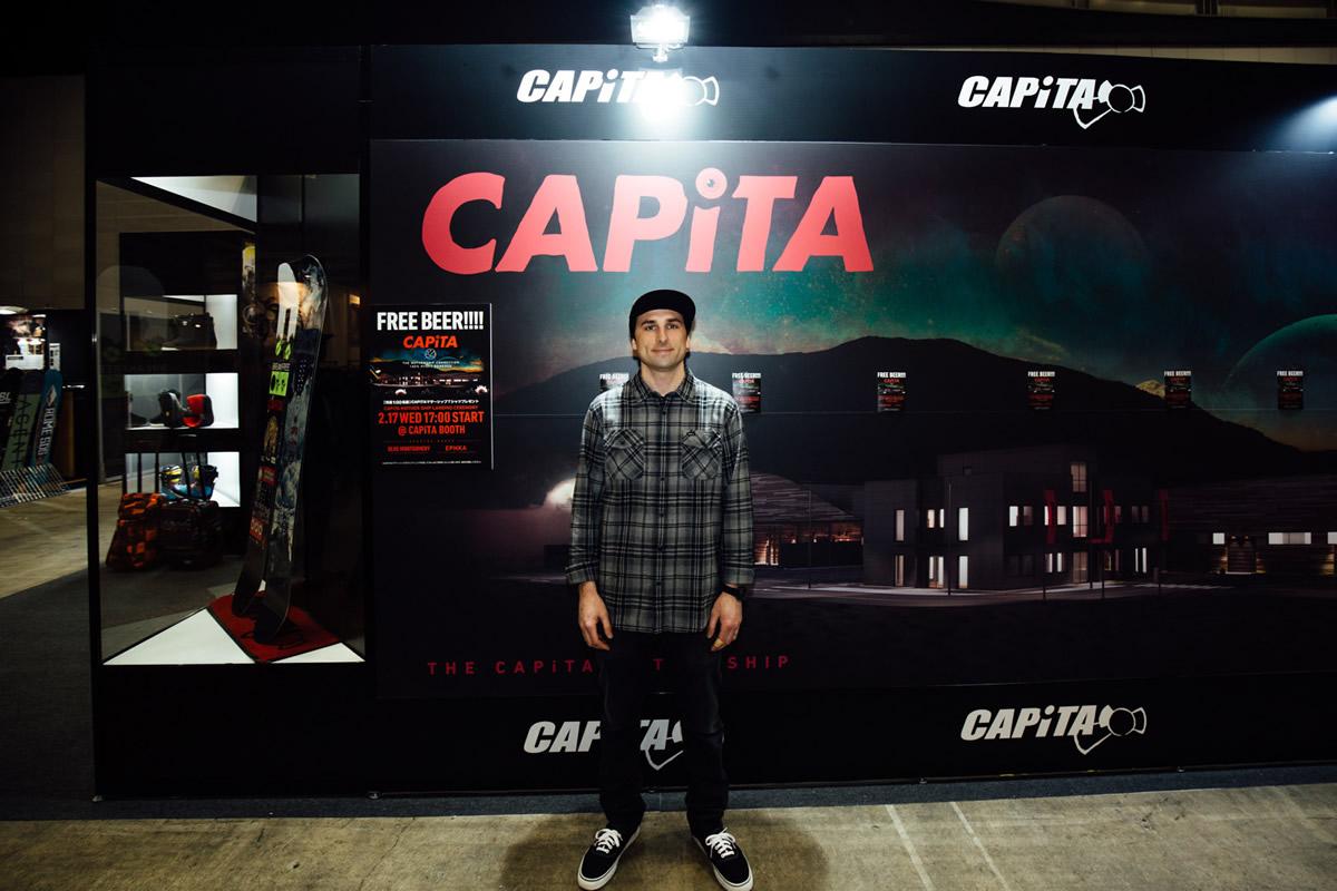 CAPiTAは2000年にアメリカ・シアトルでブルー・モンゴメリーとライダーのジェイソン・ブラウンの手によって誕生した