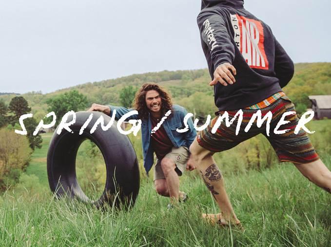 Burton Spring/Summer
