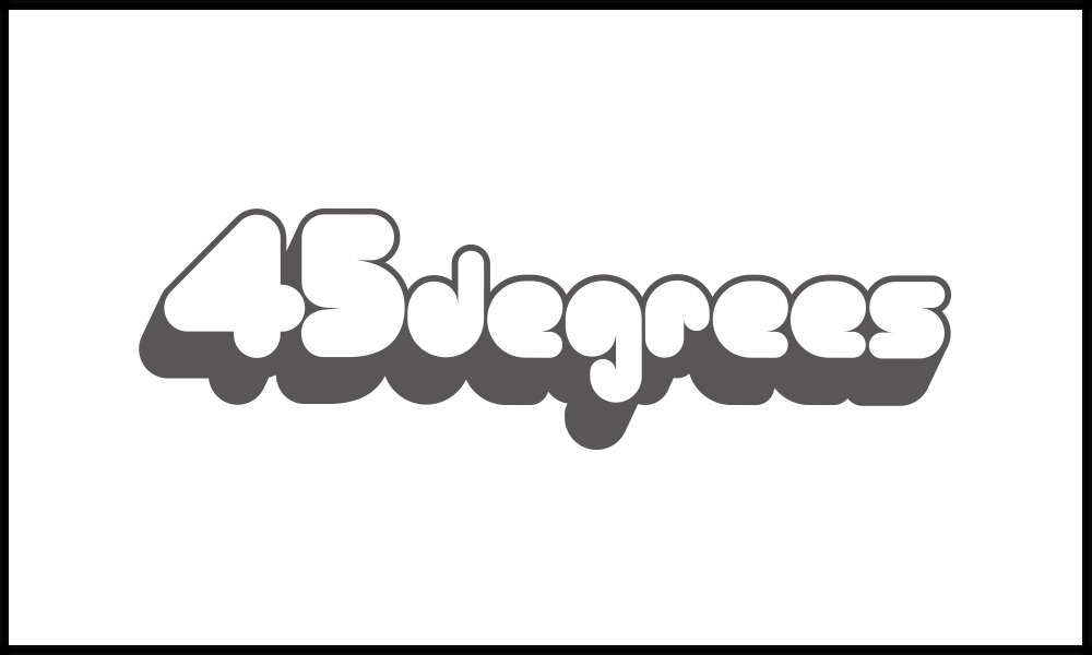 45degrees