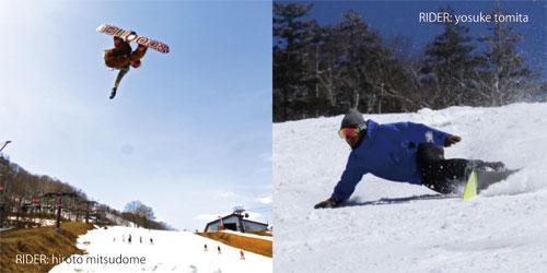 (左)Rider_Hiroto Mitsudome (右)Rider_Yosuke Tomita