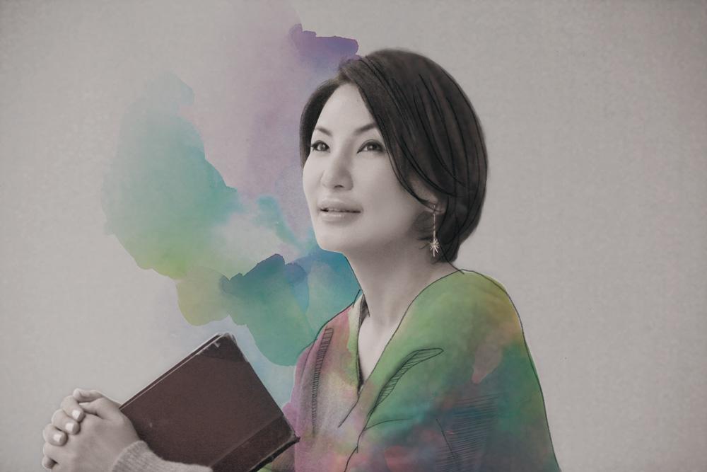 冬のヒットソングといえば、この人。広瀬香美さん