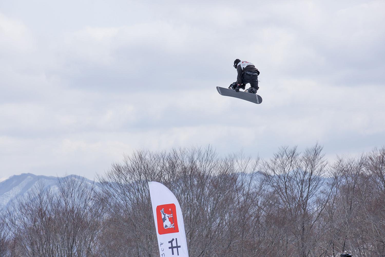 Rider: Yo Tanakaトゥ抜けのパワーあふれるスピンで攻め続けた陽