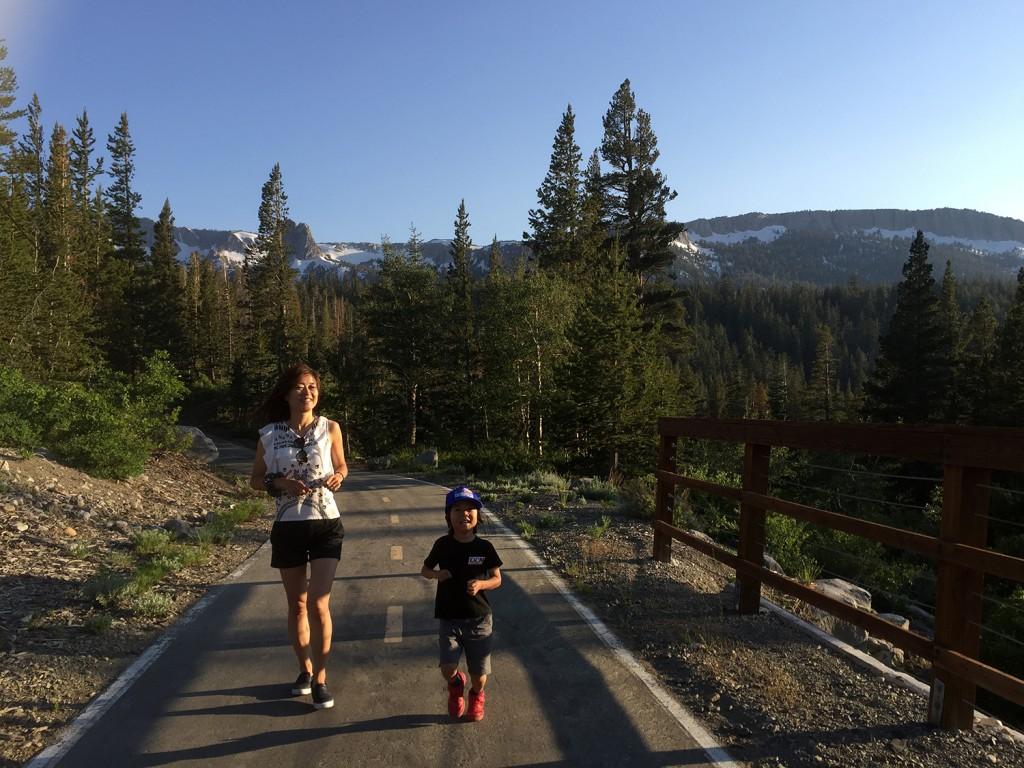 旅先の地だからこそ母と子供が一緒に感動できる貴重な経験が詰まっている