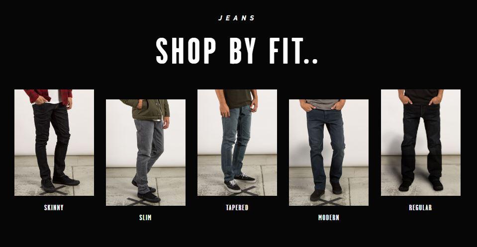 Jeans Fit