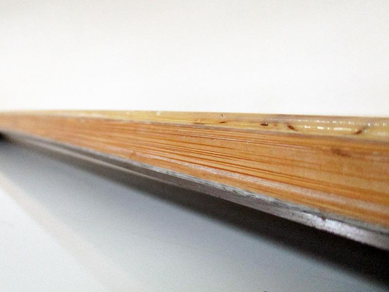 ZUMAのラインナップの中で9モデルに採用されているBamboo Side Wall(バンブーサイドウォール)