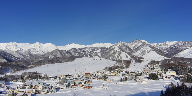 B_栂池高原スキー場全体