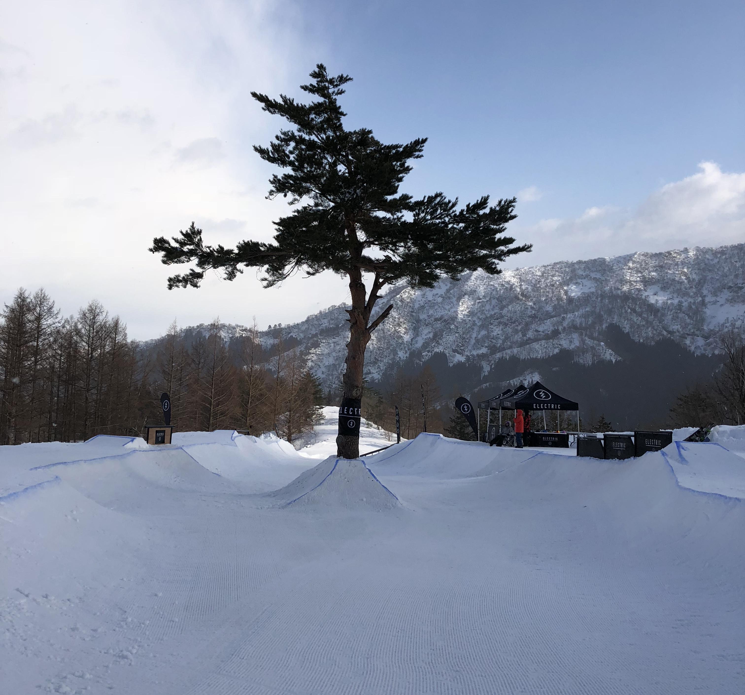 今年のパーク全景がこれだ! Photo: SNOWCASE