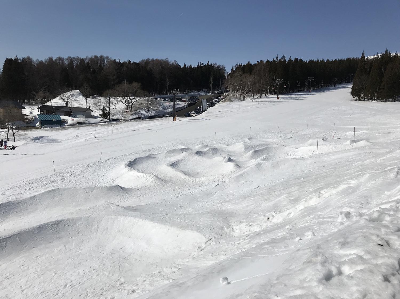 雪板コース