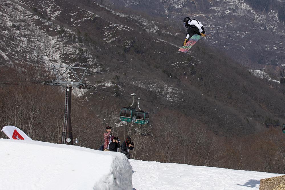 Photo: Fuchimoto Kentarou 高回転スピンもスタイルも安定感が抜群だった宮澤悠太朗