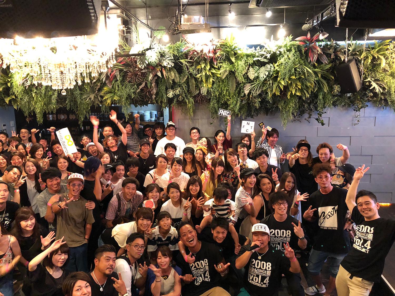真夏の渋谷にたくさんのグラトリファンが集結!!