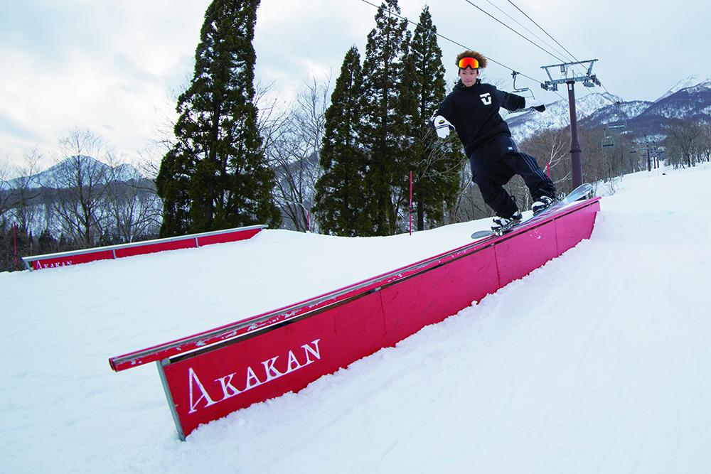 adidas Snowboarding チームライダーの戸田真人