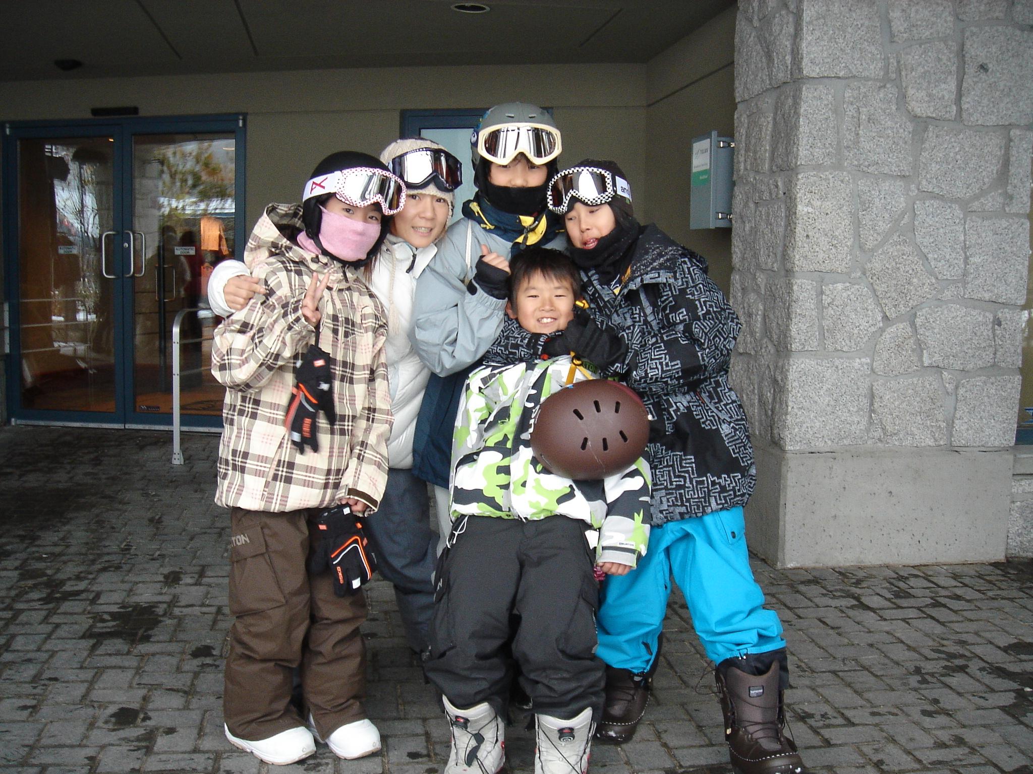 KIRARAにはスノーボードを通して子どもを自立させてくれる環境があり、いろいろなつながりができるきっかけにもなった