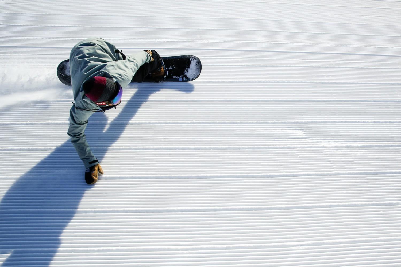 【アルツ磐梯】圧雪