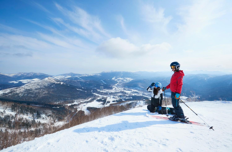 【リゾナーレトマム】スキー場